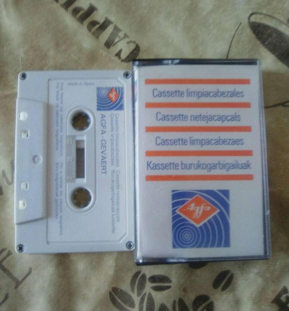 Imagen producto Cassette limpacabezales. 2