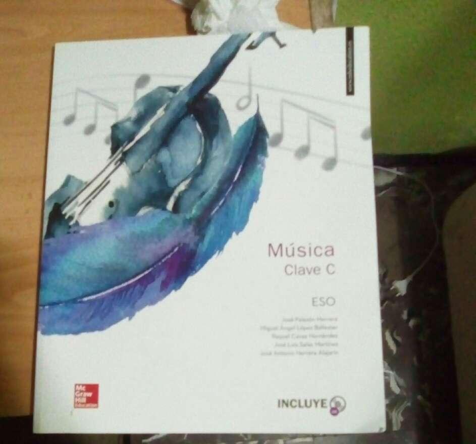 Imagen libro de música clabe c