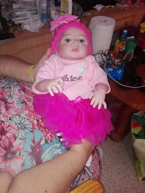 Imagen Vendo linda muñeca reborns