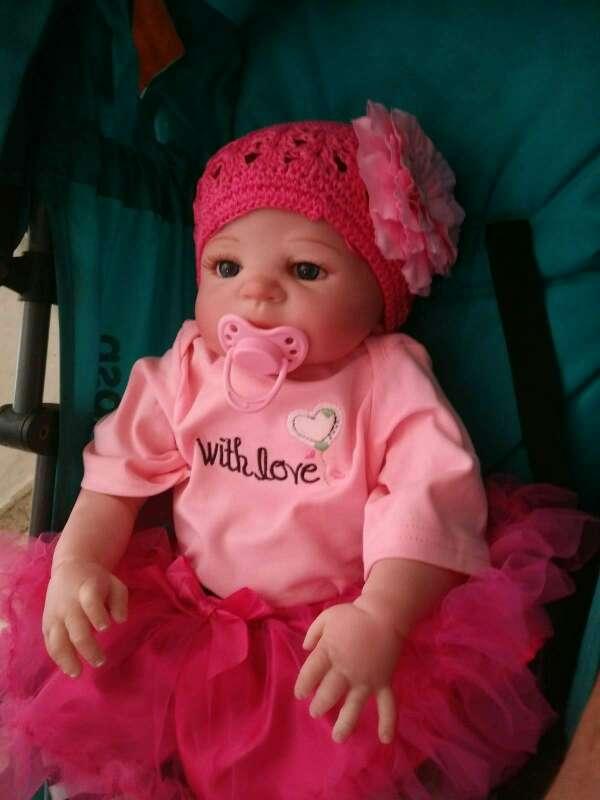 Imagen producto Vendo linda muñeca reborns  2