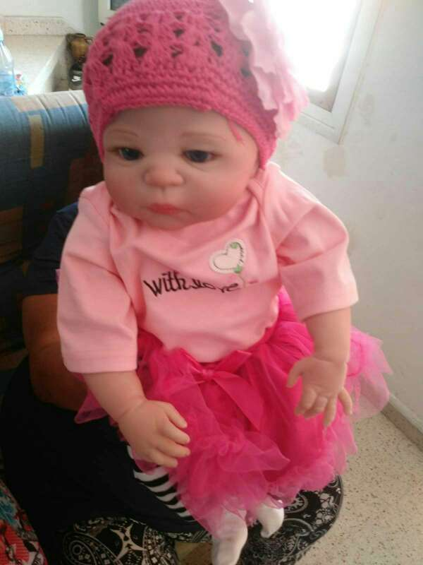 Imagen producto Vendo linda muñeca reborns  3