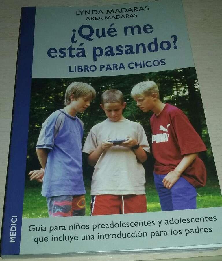 Imagen ¿Qué me está pasando? Libro para chicos.
