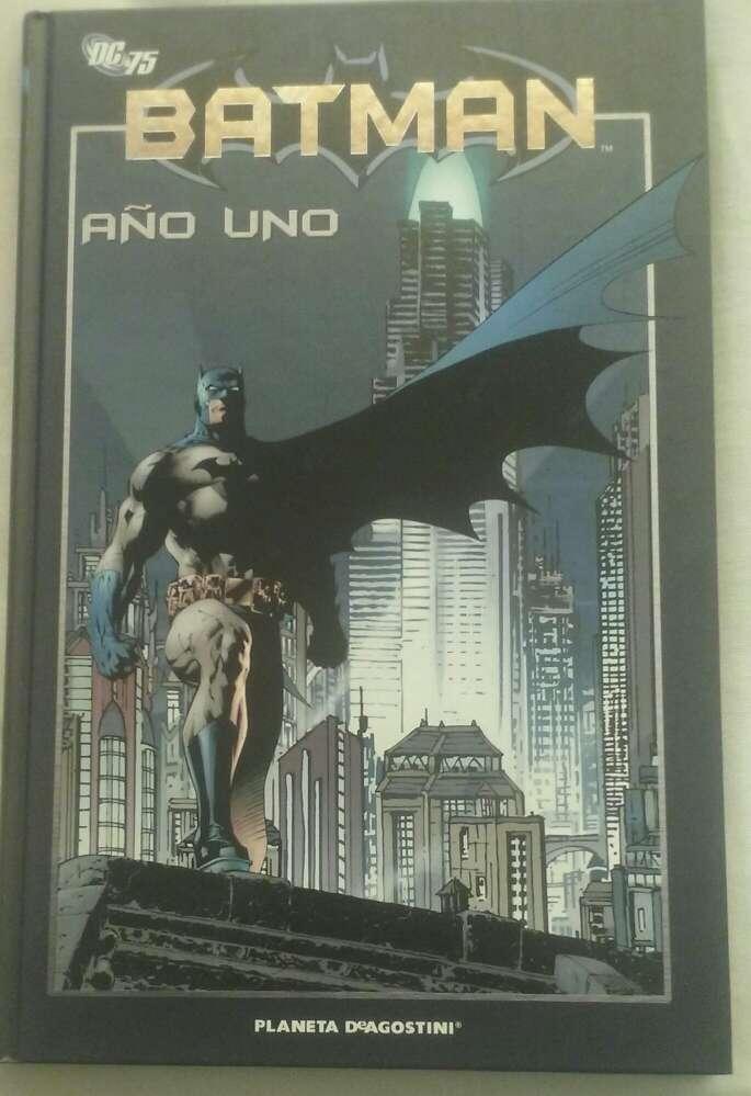 Imagen Colección Batman Planeta DeAgostini del 1 y del 3 al 6.