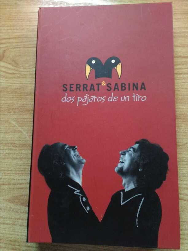 Imagen producto Cd y Dvd Serrat & Sabina  6
