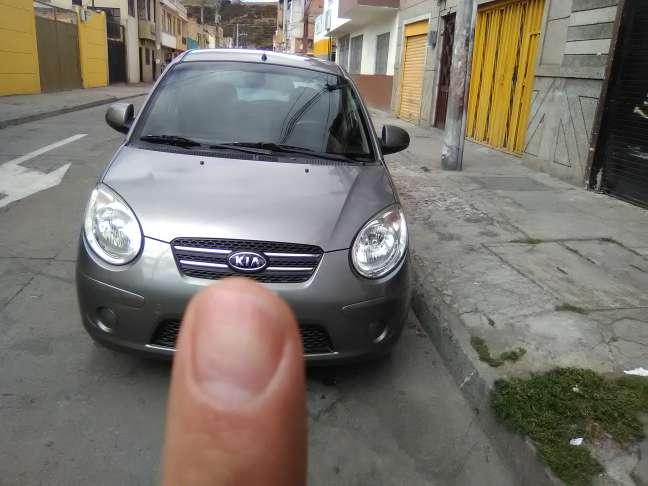 Imagen producto Vendo Kia Picanto morning modelo 2009 2