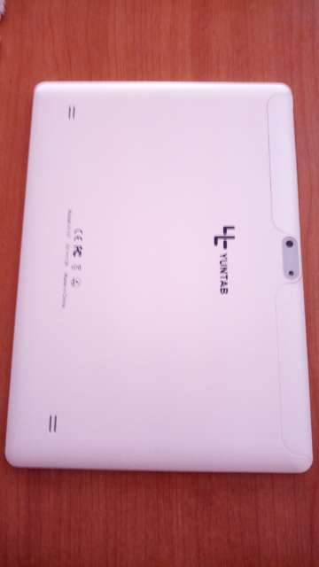 Imagen tablet Android yuntab