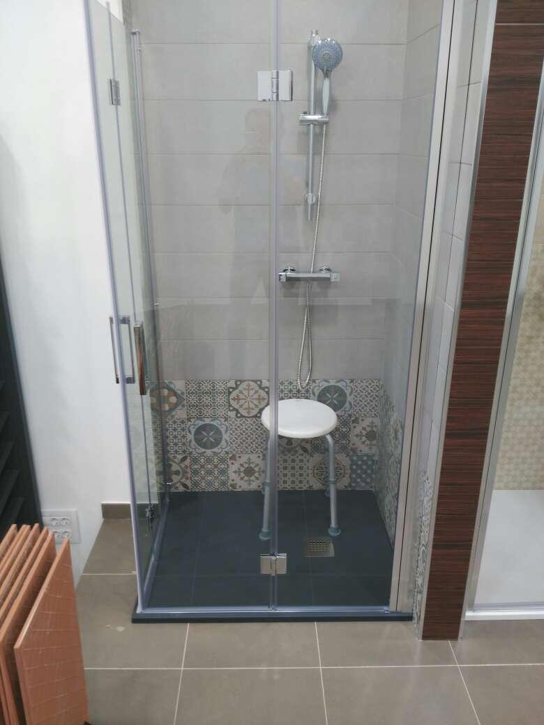 Imagen Duchamanía. Cambio de bañera por plato de ducha.