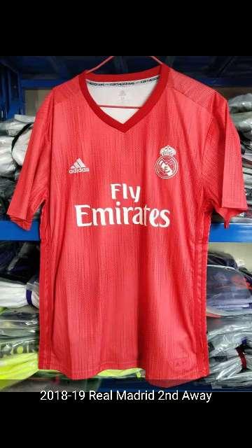 Imagen producto Camisetas del real Madrid 1