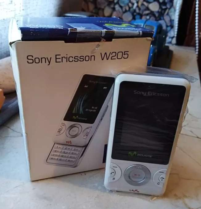 Imagen producto Sony Ericsson  2