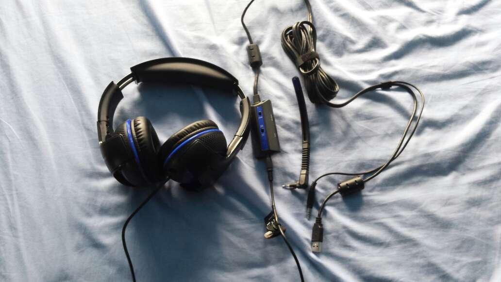 Imagen producto Cascos THRUSTMASTER Y-250 nuevos a estrenar 8