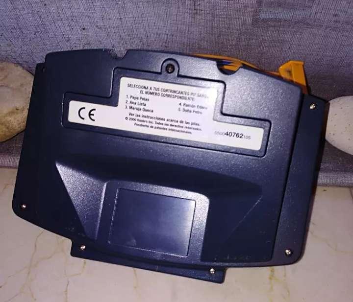 Imagen producto Maquinita electrónica, monopoly,  2