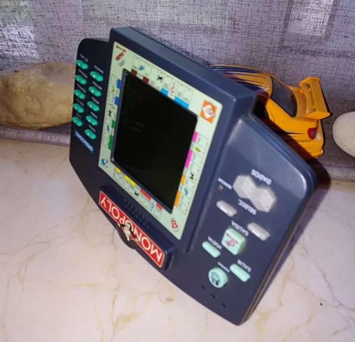 Imagen producto Maquinita electrónica, monopoly,  3