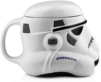Imagen producto Taza de Cerámica Star Wars! 2