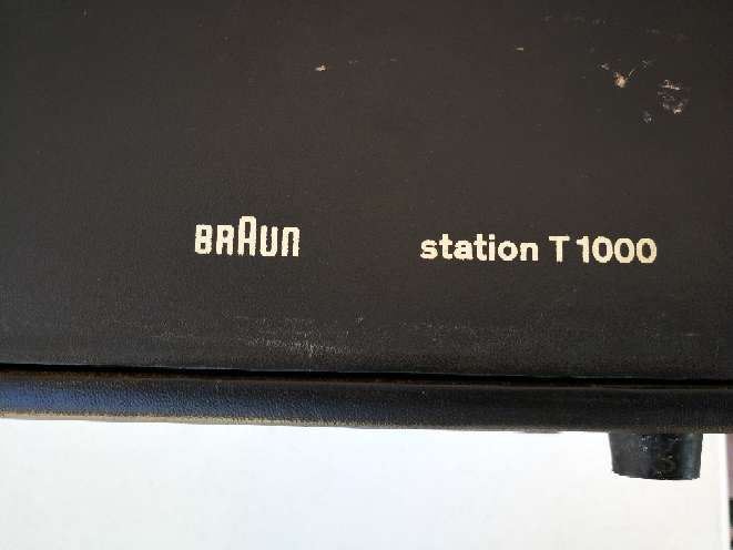 Imagen producto Braun 1000 t 3