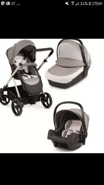 Imagen producto Carrito de bebe prenatal 4