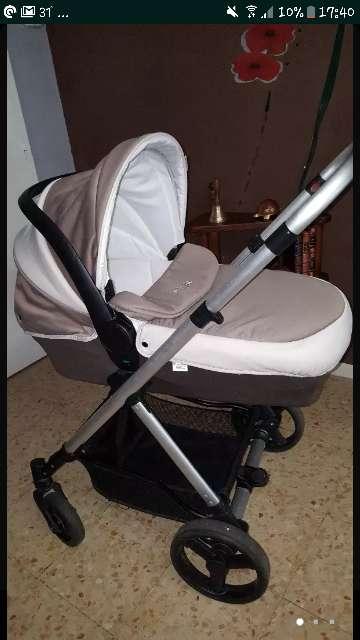 Imagen carrito de bebe prenatal