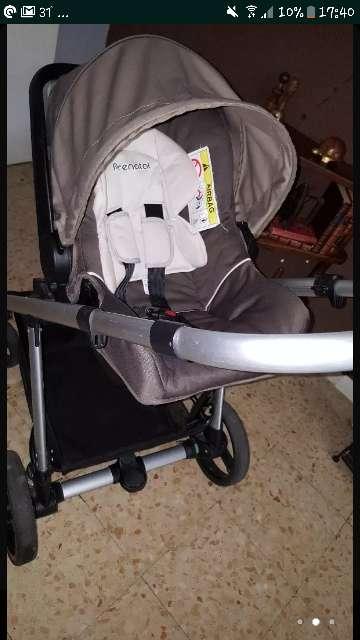 Imagen producto Carrito de bebe prenatal 2