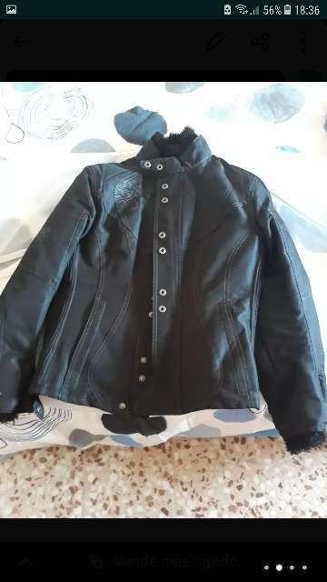 Imagen ropa de moto para mujer
