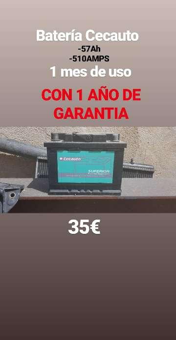 Imagen Batería seminueva con garantia