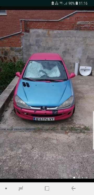 Imagen Despiece Peugeot 206