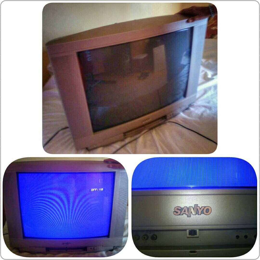 Imagen Televisión Sanyo 32 Pulgadas