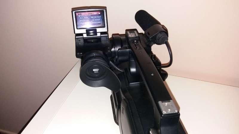 Imagen Camara sony de video
