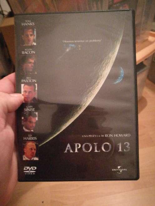 Imagen Película DVD Apolo 13
