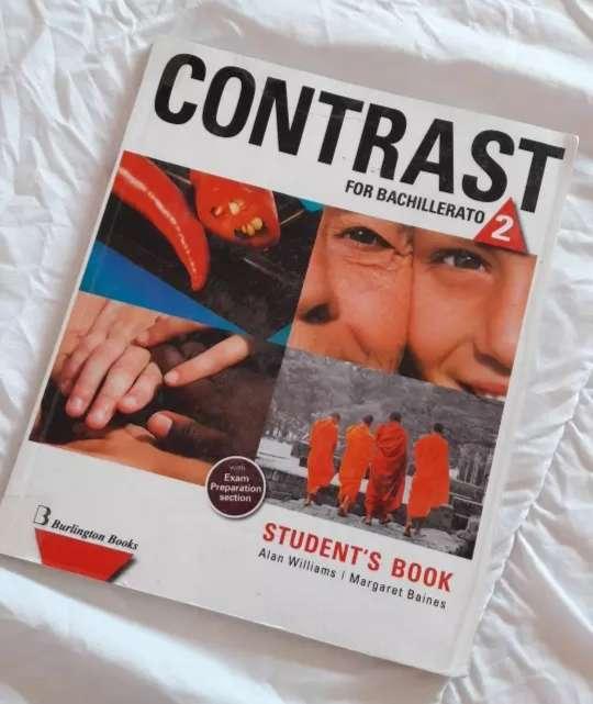 Imagen Libro 2°Bach Inglés Burlington Books