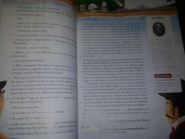 Imagen Libros de 5 y 6 de primaria muy buen estado.5 euros