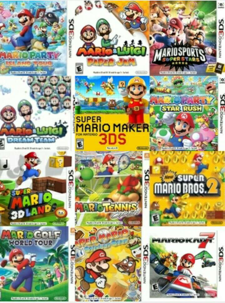 Imagen 3ds 45-60 juegos