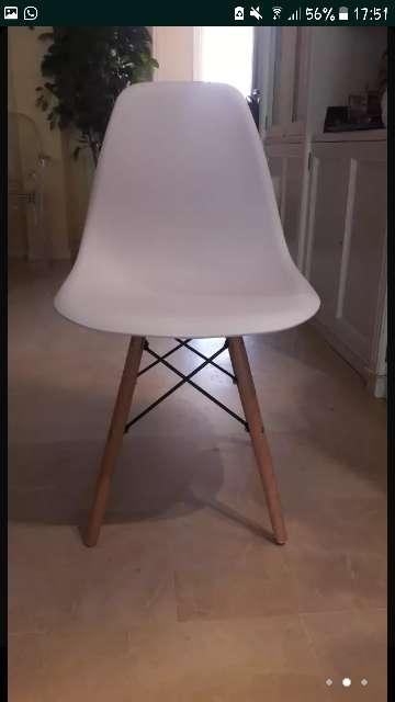 Imagen producto Sillas Eames DSW Inspirada