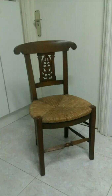 Imagen 4 sillas rústicas