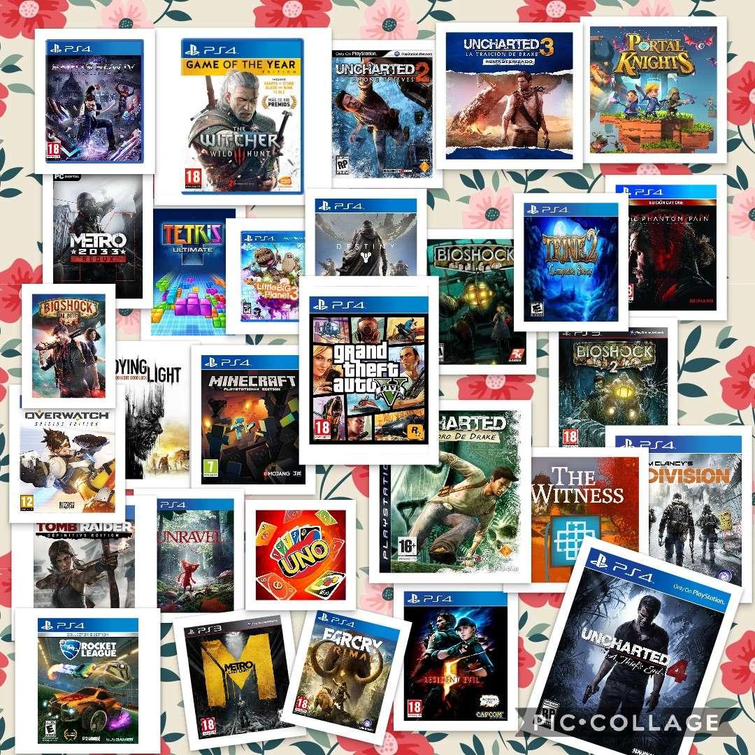 Imagen [OFERTA] Juegos PS4