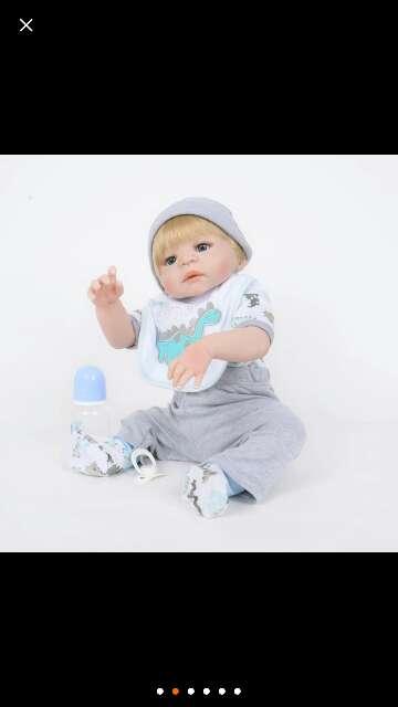 Imagen producto Vendo muñecas reborn 4