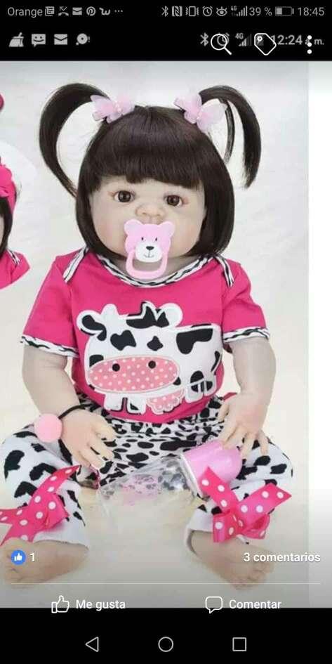 Imagen producto Vendo muñecas reborn 3