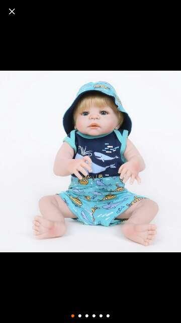 Imagen producto Vendo muñecas reborn 6