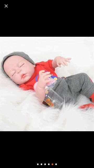 Imagen producto Vendo muñecas reborn 7