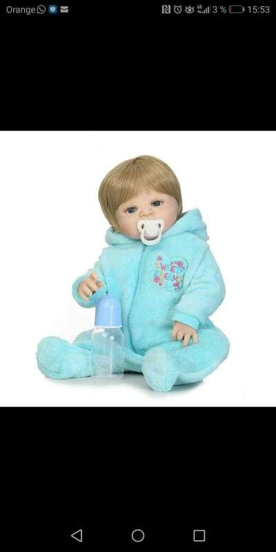 Imagen producto Vendo muñecas reborn 10