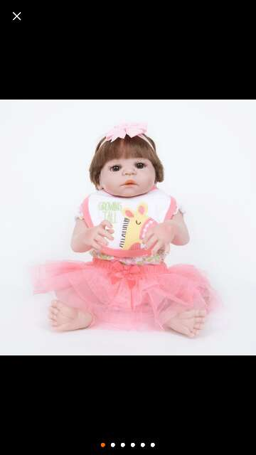 Imagen producto Vendo muñecas reborn 9