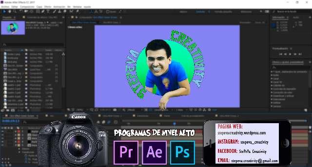 Imagen Edición y Montaje de Vídeos e Imágenes