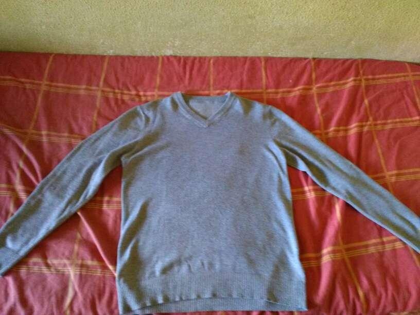 Imagen producto Gersei gris maniga llarga  1