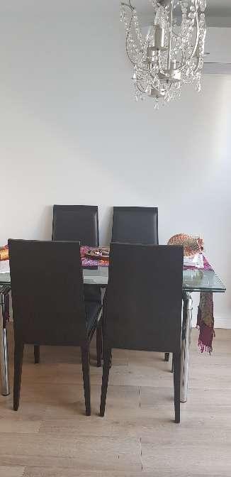 Imagen producto Juego de 4 sillas de madera Alta Calidad 4