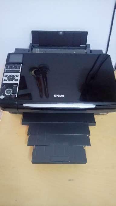 Imagen producto Impresora EPSON STYLUS SX400 2