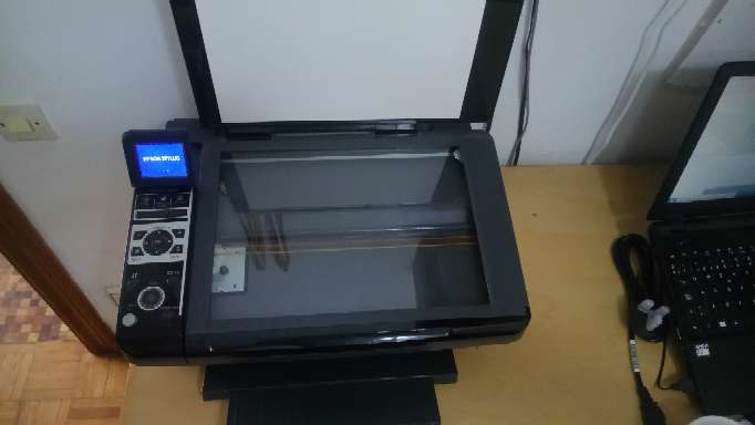 Imagen producto Impresora EPSON STYLUS SX400 4