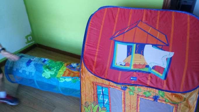 Imagen Iglú desmontable para niños