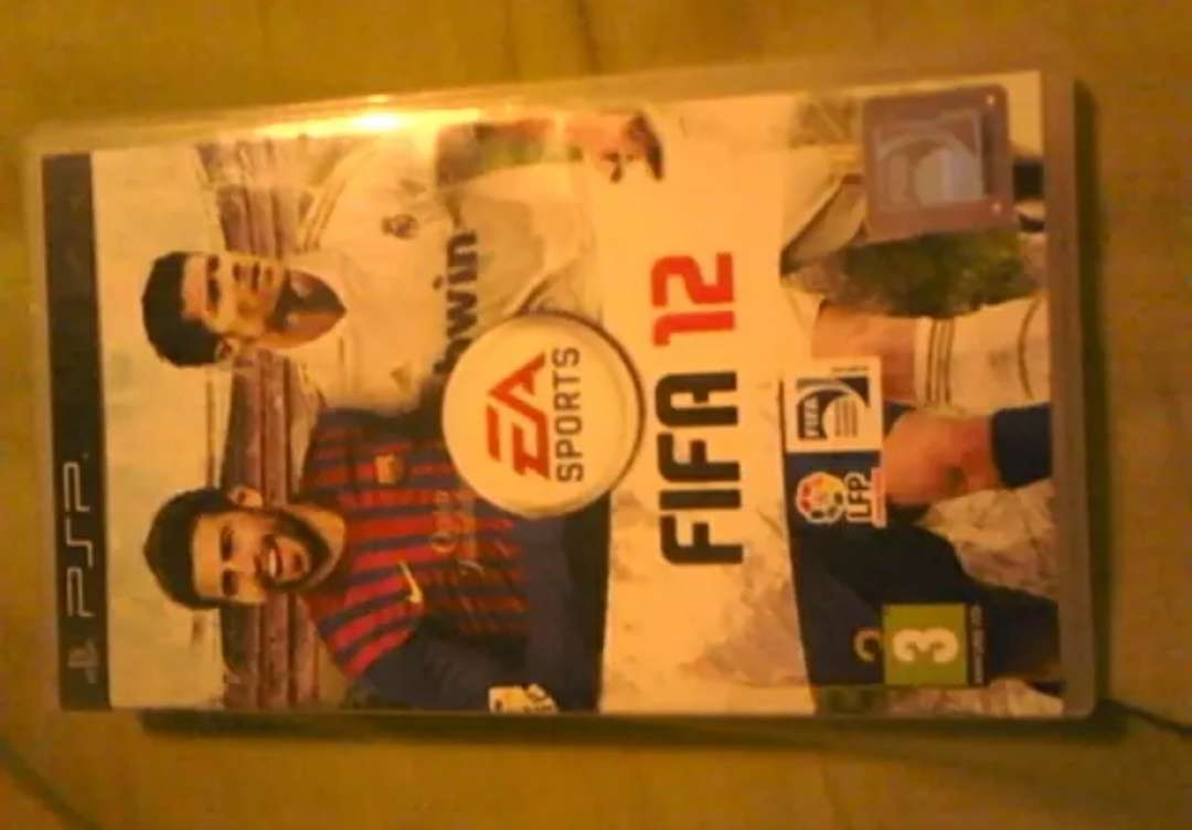 Imagen producto Fifa 12 psp 1