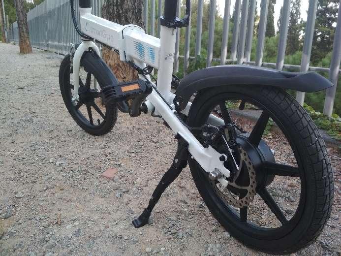 Imagen producto Bicicleta eléctrica plegable Smartgyro 2