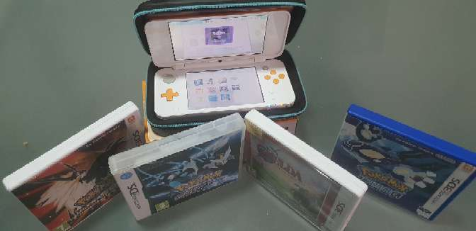 Imagen new Nintendo 2DS XL impecable