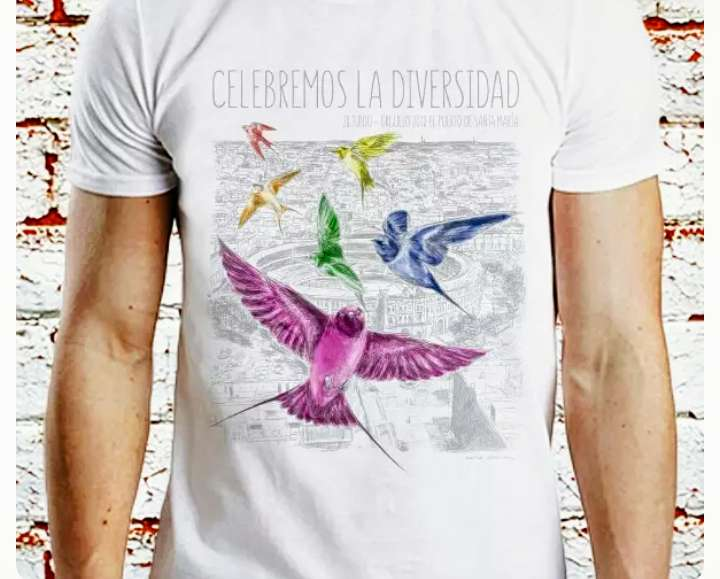 Imagen Camiseta Orgullo Portuense