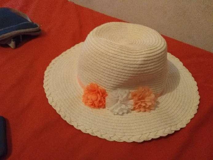 Imagen sombrero de verano